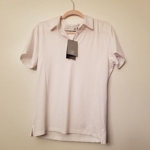Womans Cutter and Buck Top size L
